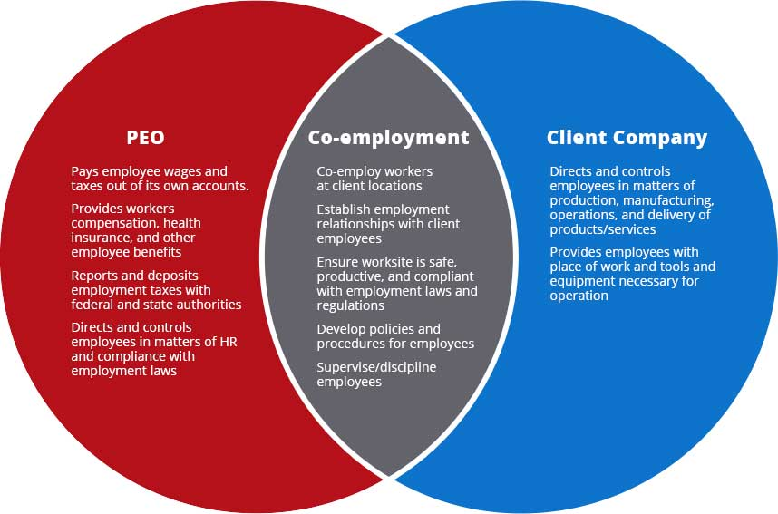 Large PEO diagram